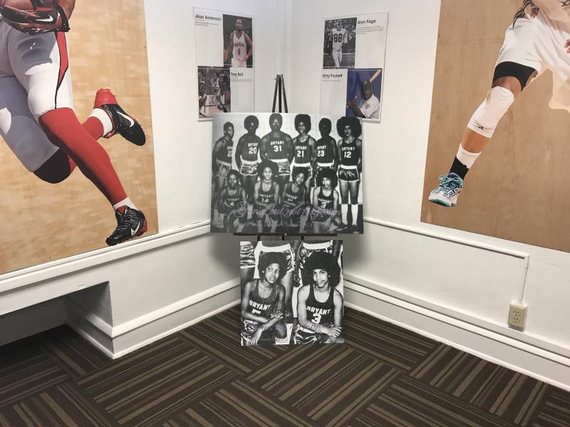 Sabathani Community Center's Hall of Fame, 2018.