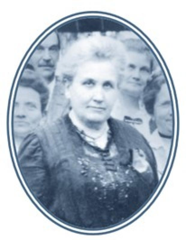 Women Doctors in the Movement:  Ethel Edgerton Hurd (1846-1929)