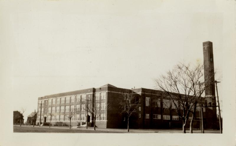 Bryant Junior High School, 1931