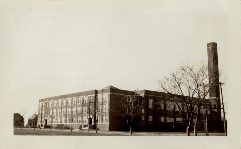 Bryant Junior High School, 1931