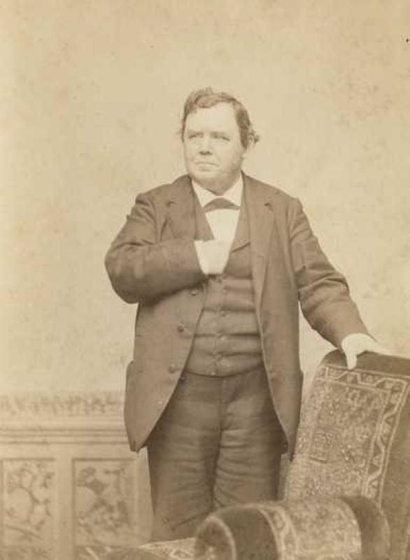 Ignatius Donnelly (1831–1901), ca. 1885