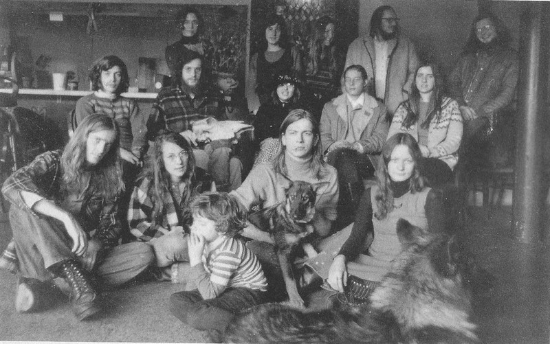 New Riverside Cafe Collective, 1971