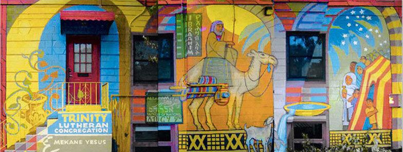 Trinity Mural, ca. 2015
