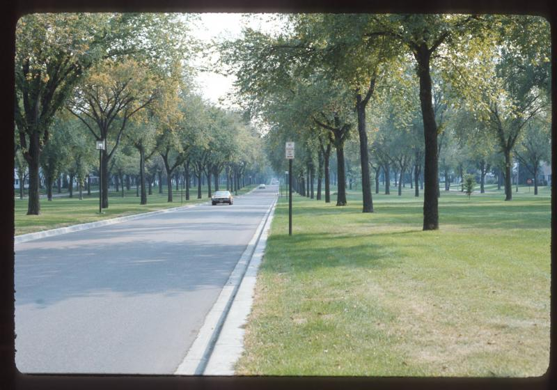 Street View of Victory Memorial Drive today