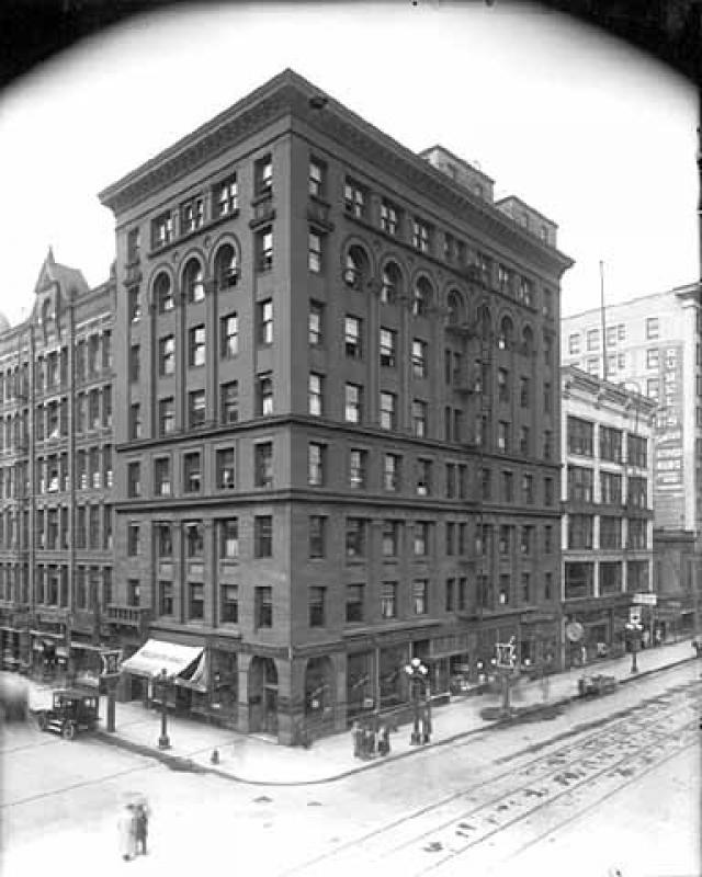 The Pillsbury Building, ca. 1914