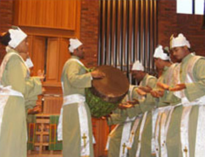 Ethiopian and Eritrean Christmas Celebration, ca. 2015