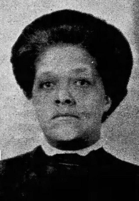 Ione Wood Gibbs (1871-1923) and African-American activism