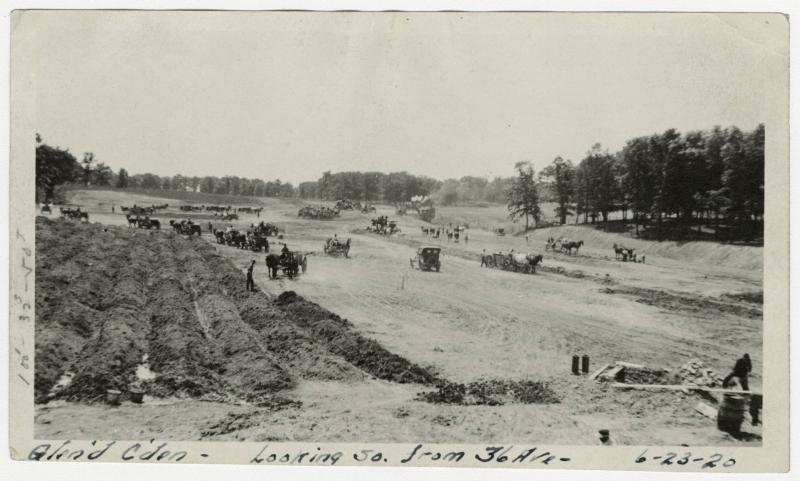 Groundbreaking for Construction of Victory Memorial Drive