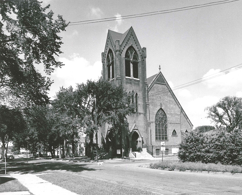 "The ""New"" Trinity Lutheran Church"