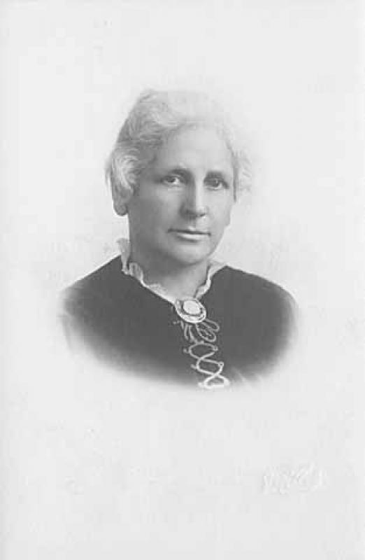 Clara Ueland (1860–1927) <br /><br />