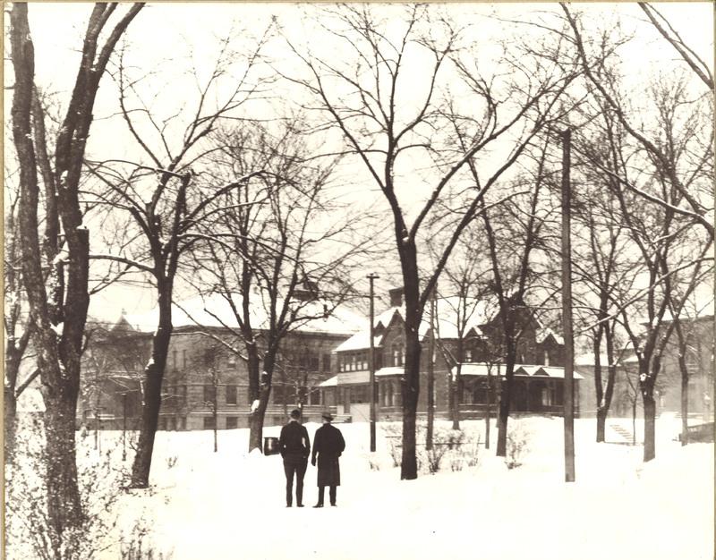 Murphy Square, 1888