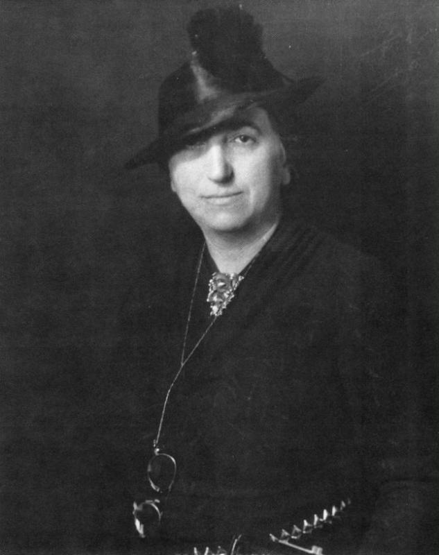 Fanny Fligelman Brin (1884- 1961)