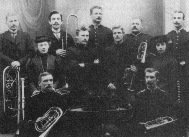 Salvation Army Corps Band No. 4 (Swedish)
