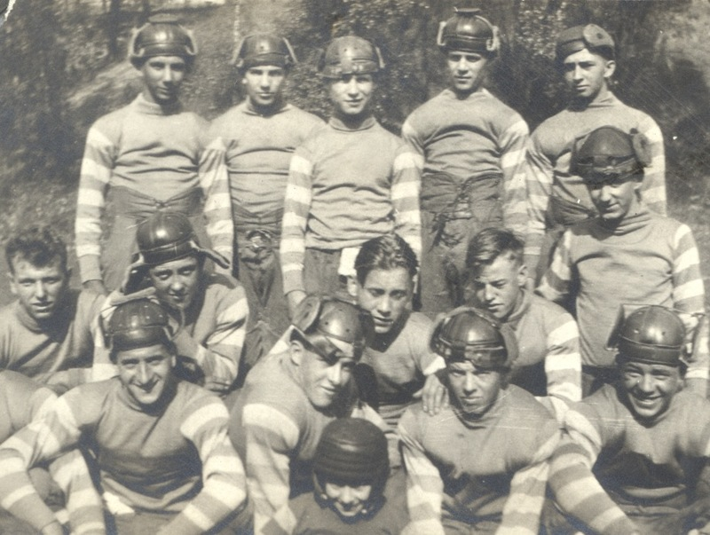Pillsbury House Football Team, 1920s