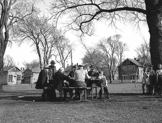 Murphy Park, Minneapolis, ca. 1946