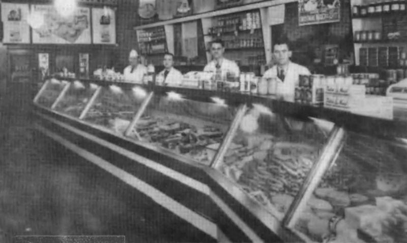 Ellison's Meat Market, 607 Cedar Avenue