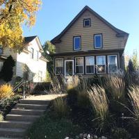 Aunt Olivia's house. 2018.