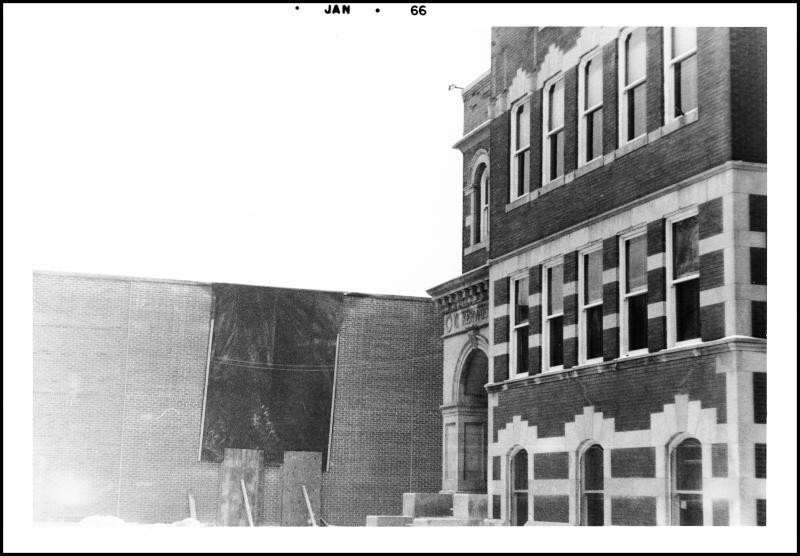 Kenwood Elementary School, 1961.