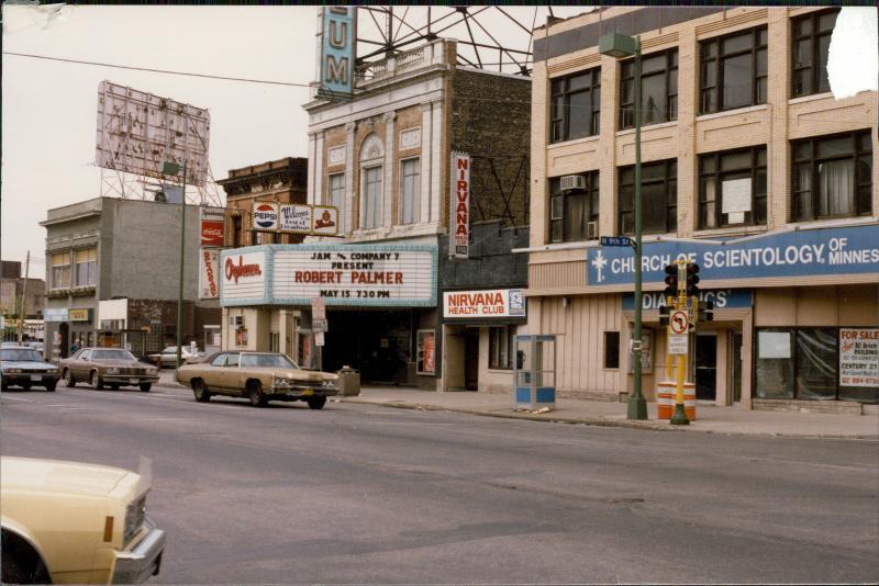 Orpheum Theater, 1980s