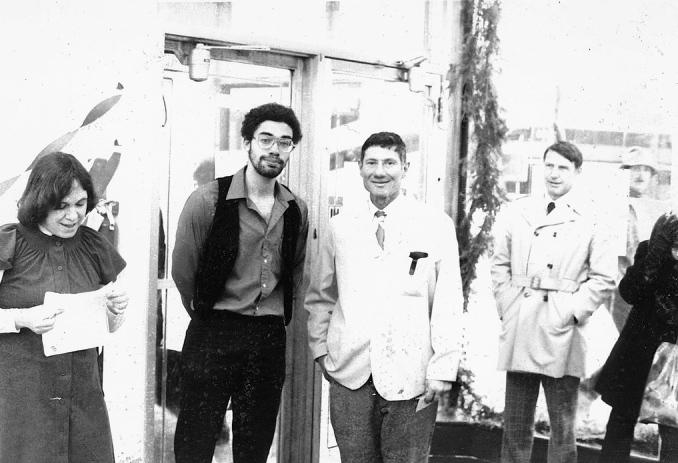 West Bank Co-op Grocery, 417 Cedar Avenue, 1977