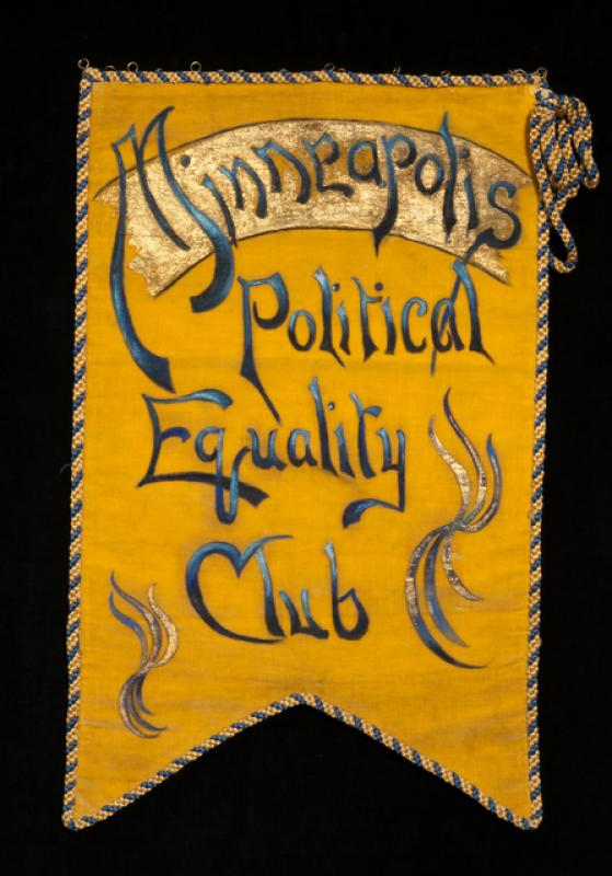 Suffrage Banners