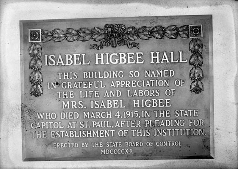 Equalizing Minnesota's Prisons:  Isabel Higbee
