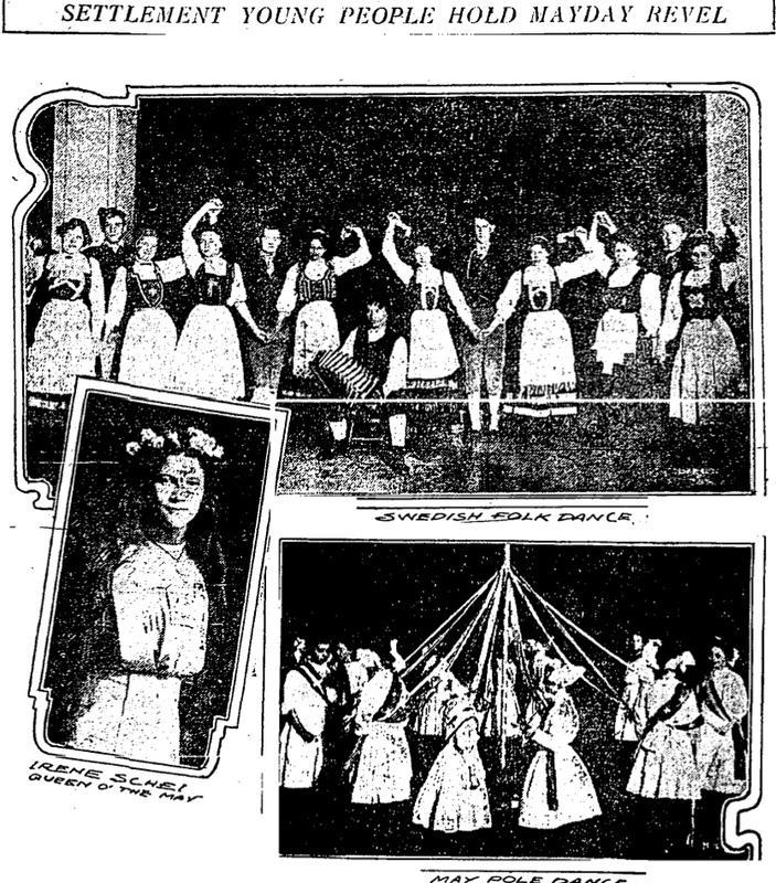 May Festival, 1912