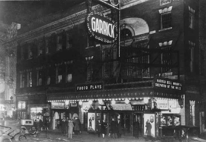 New Garrick Theater, 40 S 7th Street, Minneapolis, Hennepin County, Minnesota