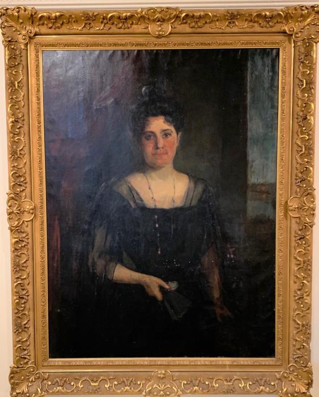 Hannah Lavina Lavinia Gilfillan (1862-1937)