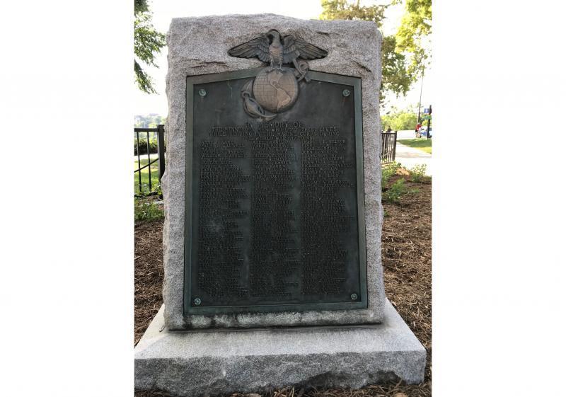 U.S. Marine Corps World War I Memorial