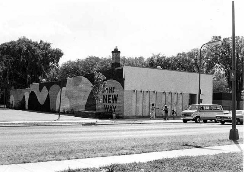 The Way Community Center, 1913 Plymouth Avenue North, late 1960s