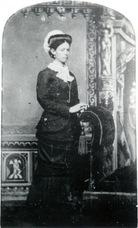 Mary Jackman Colburn (1811-1901)