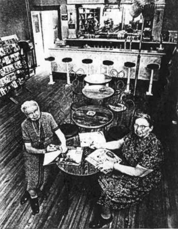 Samuelson Sisters, 1505 Washington Avenue South, 1968