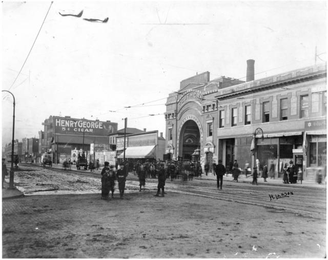 Seven Corners, ca. 1910