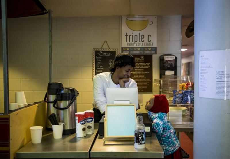 Triple C Coffee Cart, 2016