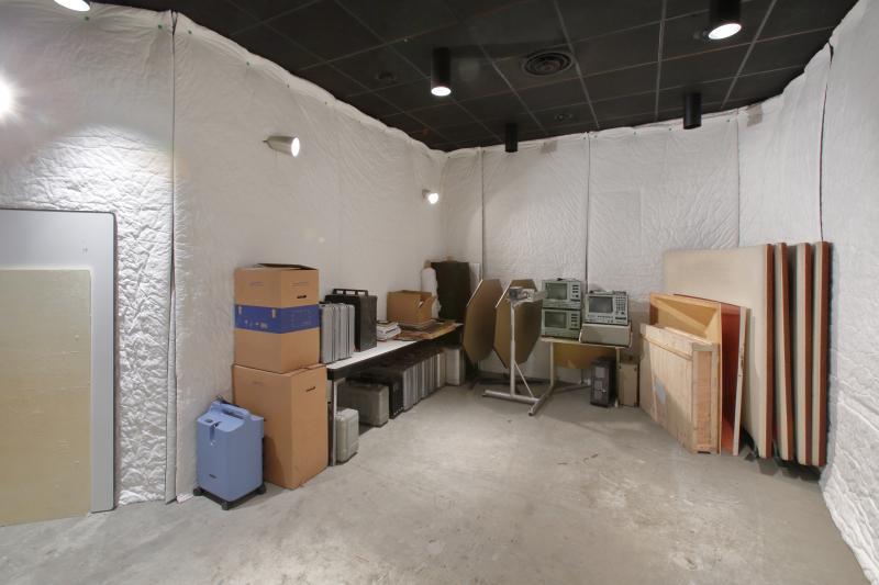 Sound 80 Studio 2 live room, 2018