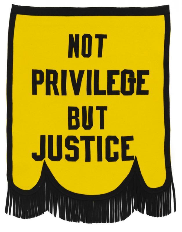 Suffrage Banner, ca. 1910s