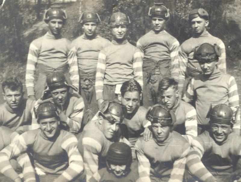 Pillsbury House Football Team, 1920s