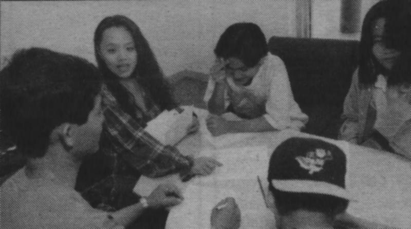Vietnamese Language Class, 1994