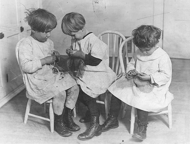 Sewing School, 1925