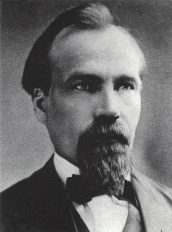 Reverend Ole Paulson, ca. 1870s