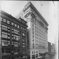 The Radisson Hotel, ca. 1922